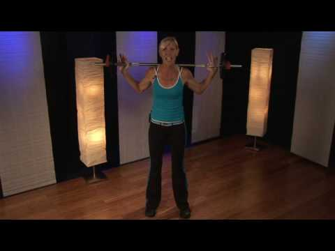 Egzersiz Rutinleri: Egzersiz Programı: Buzağı Yükseltmek Bir Barbell İle