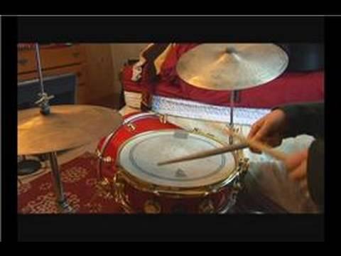 Kaya Davul: Hi-Hat Ve Ride Zil Desenler: Kaya Davul Dövmek Desenler: Offbeat 8 Notlar