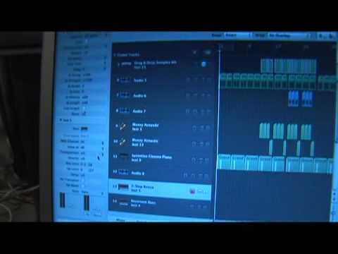 Logic Pro 8: Navigasyon Özellikleri : 8 Öğretici Logic Pro:-Aşağı Çekme Menüleri