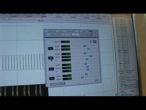 Pro Tools İpuçları Karıştırma: Ekler Ve Gönderir : Pro Tools Ekler: 4 Band Eq