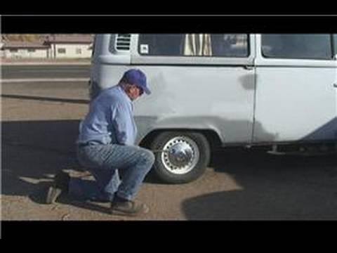 Araba Tamir Ve Bakım: Nasıl Bir Jant Kapağı Değiştirmek İçin