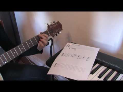 Oyunculuk Ve Şan İpuçları : Gitar Sekmeleri Okumak İçin Nasıl Öğrenme