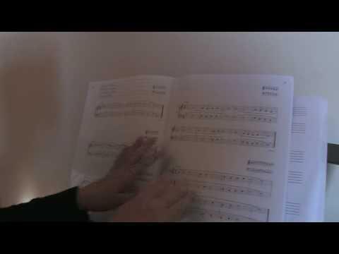 Oyunculuk Ve Şan İpuçları : Öğrenim Görme İçin Piyano Müziği Okumak
