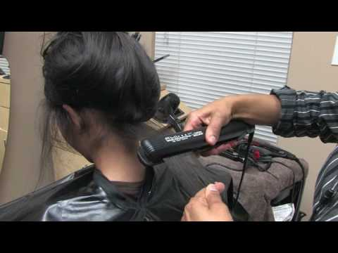 Saç Ürünleri Ve Saç Şekillendirme Araçları: Bir Demir Nasıl Kullanılır