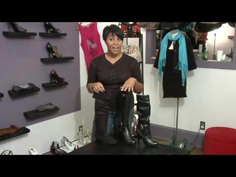 Ayakkabı: Satın & Moda İpuçları : Ayakkabı: Uzun Çizme Giymek Ne