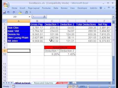 Excel Temelleri #2: Klavye Kısayolları