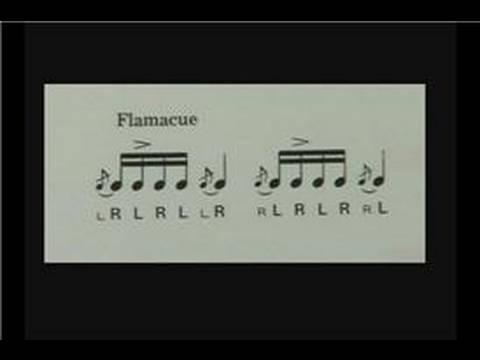 Trampet Egzersizler: Trampet Flamacues