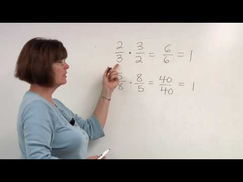 Bütün Bir Dizi Karşılıklı Bulmak İçin Nasıl Matematik Problemleri Çözme :