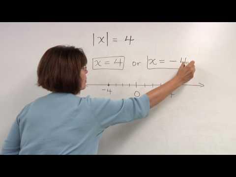 Çözme Matematik Problemleri Çözme Mutlak Değer Denklemler