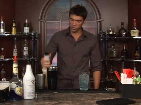 Rom Karışık İçecekler: Bölüm 4: Nasıl Elektrik Şirin Karışık İçki Yapmak