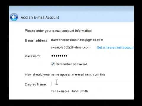 Dizüstü Bilgisayarlar, Bilgisayar Ve Internet: Kablosuz Internet İle Çalışacak Biçimde Windows Mail Nasıl Edinilir