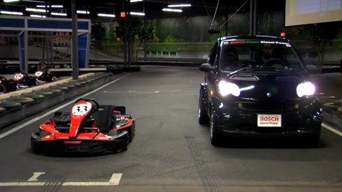 Akıllı Araba ~ Vs ~ Go-Kart-Garage419