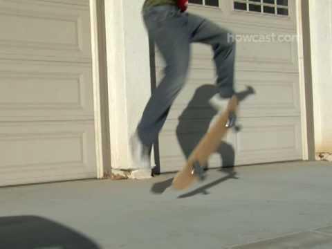 Nasıl Bir Kickflip