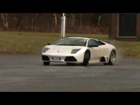 Sürüklenir? Lamborghini Murcielago Lp640 - Autocar.co.uk