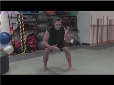 Bir Güreşçi Olmak Nasıl Dövüş Sanatları Teknikleri :