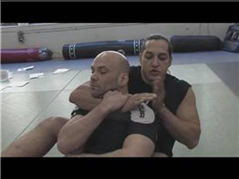 Dövüş Sanatları Teknikleri : Sağ Choke Seçimi
