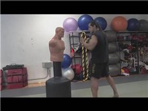 Mücadele Hız Kazanmak İçin Nasıl Dövüş Sanatları Teknikleri :