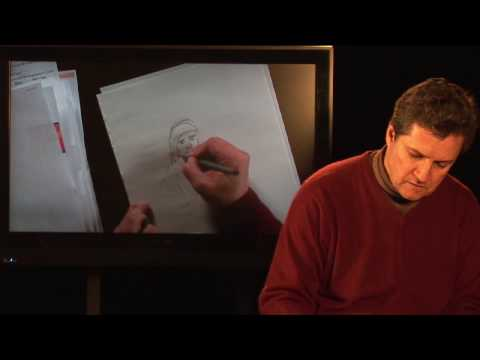 Johnny Depp Çizmek İçin Nasıl Yt - Çizim Dersleri & Anime :