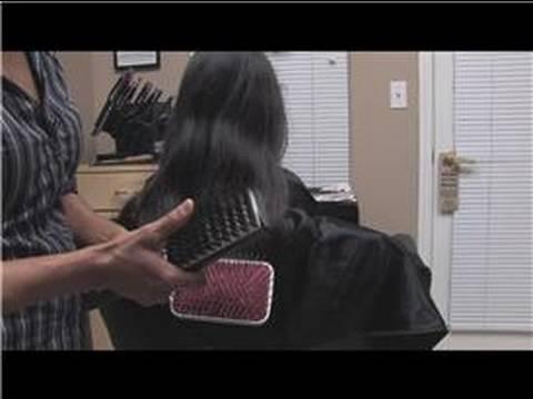 Yt - Saç Bakımı: Fırçalama Uzun Saç Modelleri