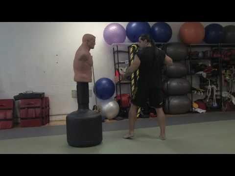 Yt - Dövüş Sanatları Ve Brezilya Jiu-Jitsu : Kwon Do Tae: Tornado Tekme