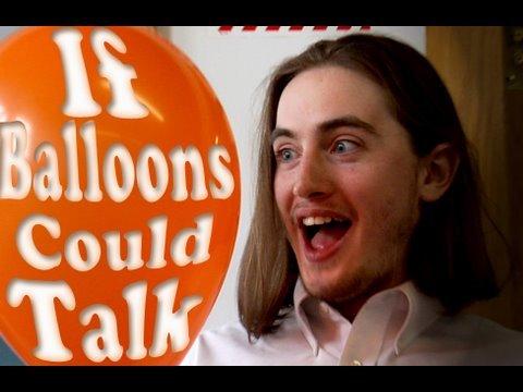 Balonlar Dili Olsaydı