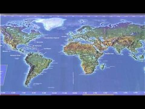 Uluslararası Seyahat İpuçları : Harita Okumayı Öğrenme