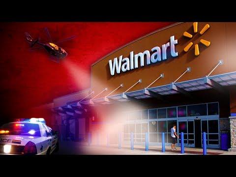 Walmart Lockdown Şakası Gider