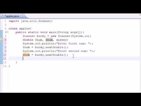 Bina Temel Hesap Makinesi Java Programlama Eğitimi - 7-
