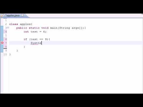 Java Programlama Eğitimi - 10 - If Deyimi