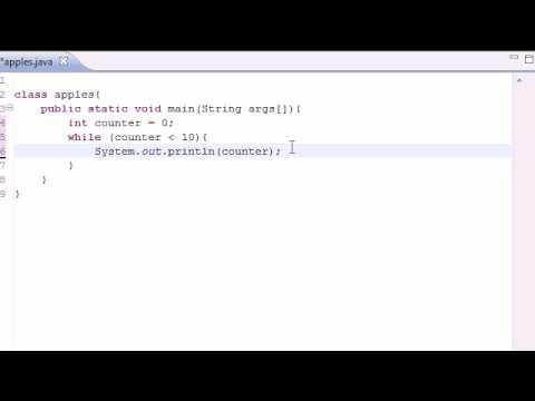 Java Programlama Eğitimi - 13 - While Döngüsünü