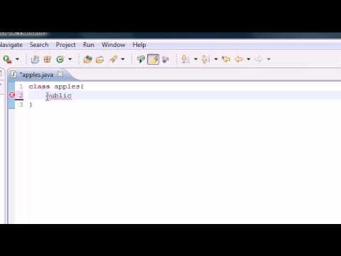 Java Programlama Eğitimi - 4 - Merhaba Youtube
