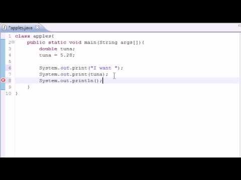 Java Programlama Eğitimi - 5 - Değişkenleri