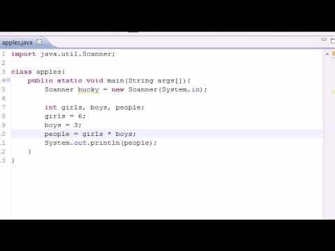 Java Programlama Eğitimi - 8 - Matematik İşleçleri