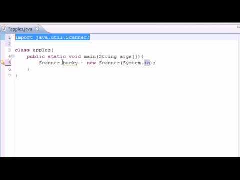 Kullanıcı Girişi Getting Java Programlama Eğitimi - 6-
