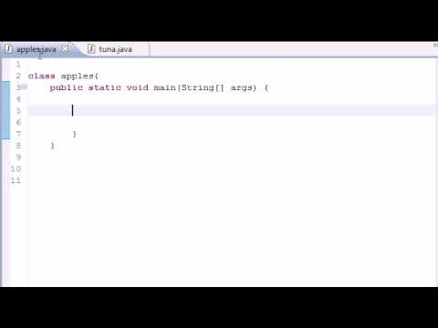 Java Programlama Eğitimi - 14 - Birden Çok Sınıf Kullanma