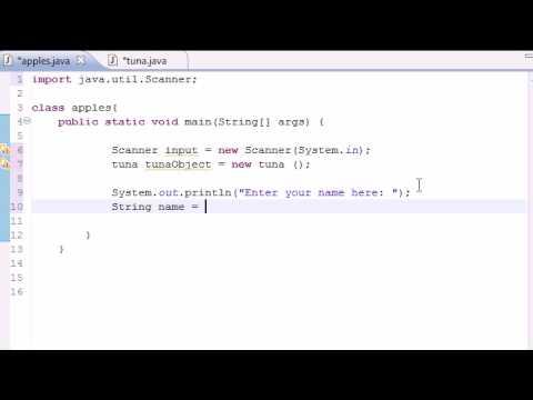 Java Programlama Eğitimi - 15 - Kullanım Yöntemleri Parametrelerle