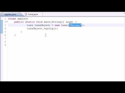 Java Programlama Eğitimi - 17 - Kurucular