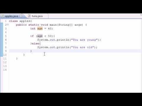 Java Programlama Eğitimi - 18 - İç İçe If Deyimleri
