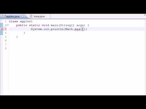 Java Programlama Eğitimi - 25 - Matematik Sınıf Yöntemleri