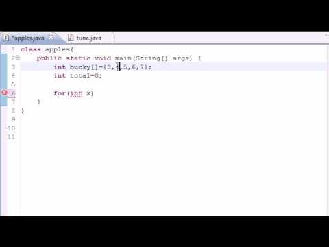 Döngü İçin Geliştirilmiş Java Programlama Eğitimi - 31-