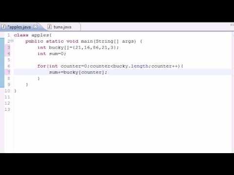 Java Programlama Eğitimi - 29 - Diziler Unsurları Özetleme