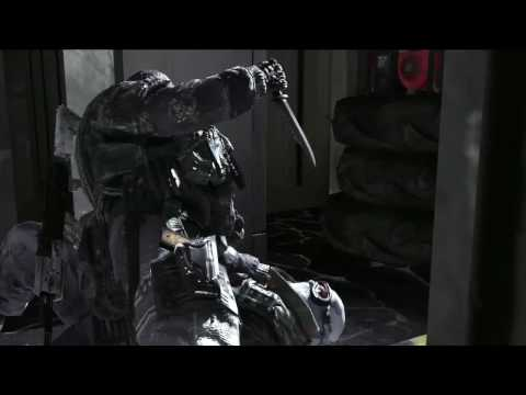 Modern Warfare 2 Dünya Çapında Ortaya Trailer (Resmi Hd)