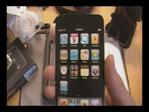 İpod Touch 3G Unboxing-İlk İzlenimler
