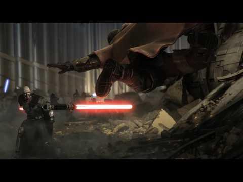 Star Wars: Eski Cumhuriyet (Pc) - Aldattın Sinematik Römork E3 2009