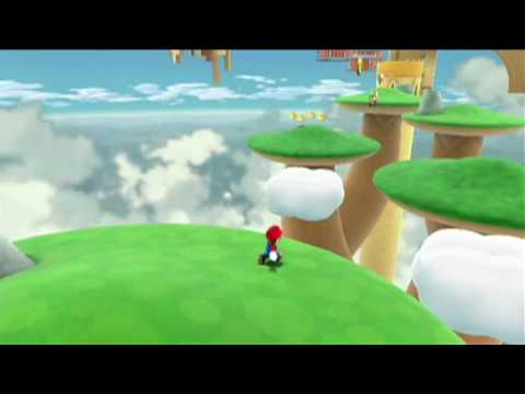 Wii: Super Mario Galaxy 2 E3 Trailer