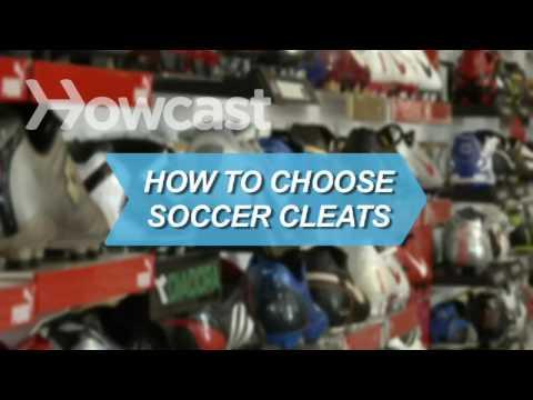 Nasıl Futbol Cleats Seçmek İçin