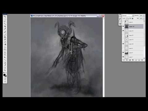 Boyama Demo: Liche Rahip - Bölüm 1