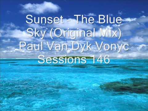 Günbatımı - Mavi Gökyüzü (Original Mix)