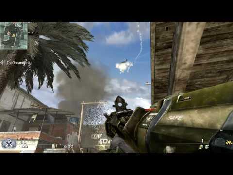 Modern Warfare 2 Multiplayer Ac130 (Resmi Hd)