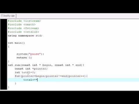 C++ Eğitimi - 29 - Dizi Aralıkları İşlevleri